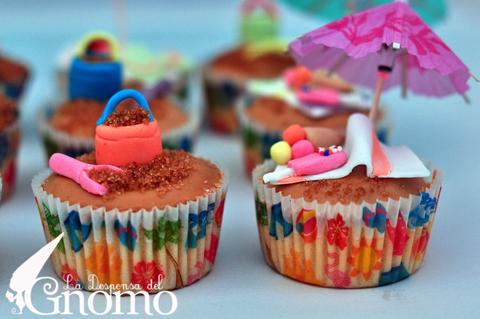 Nueva receta cupcakes lleg el verano la despensa del gnomo - Cupcakes tenerife ...